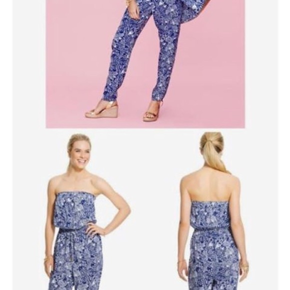 2846e275684 Lilly Pulitzer for Target Other - Lily for target jumpsuit